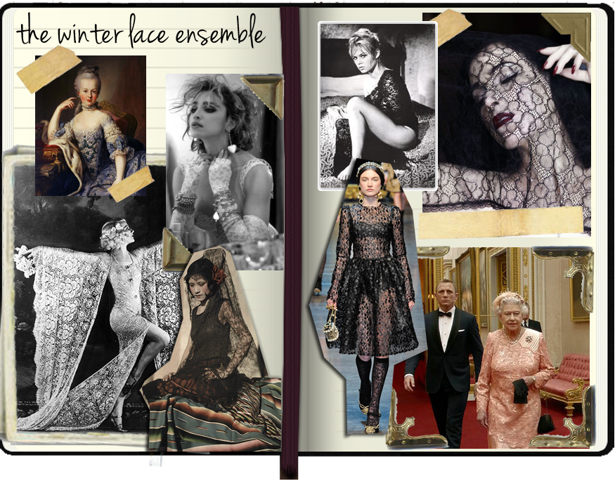 The Black Lace Ensemble