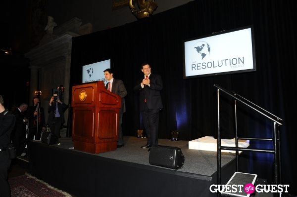 Resolution Project Co-Founders, Oliver Libby and George Tsiatis.