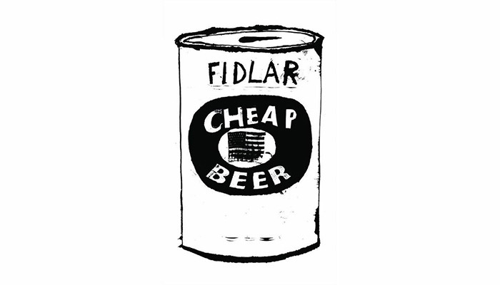 """Cheap Beer"" Fidlar"