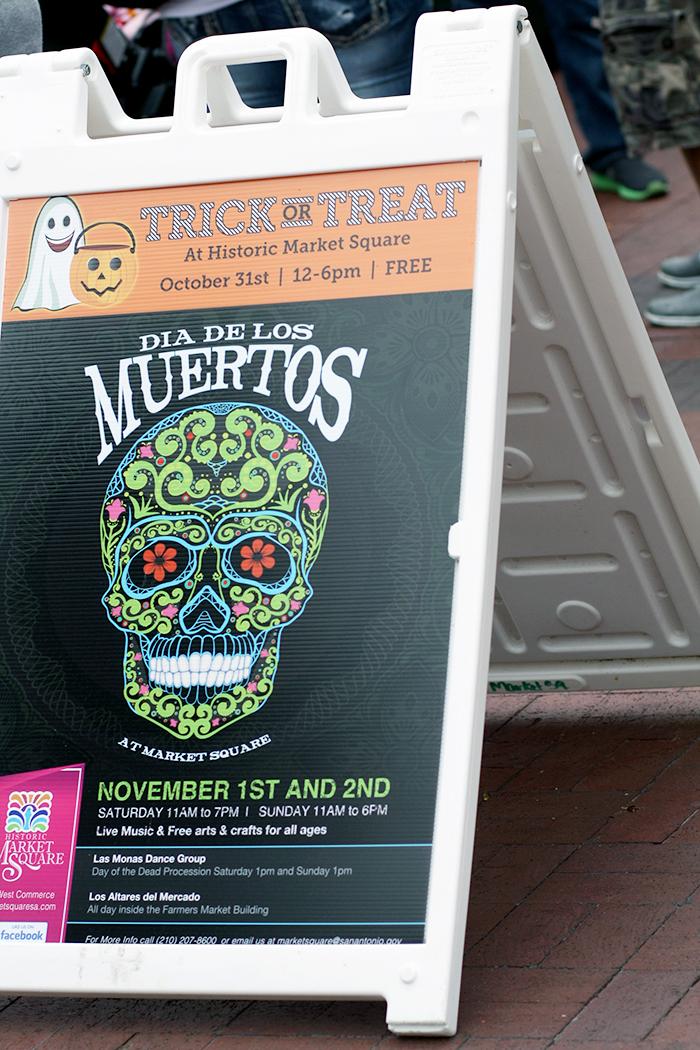 Dia De Los Muertos en San Antonio