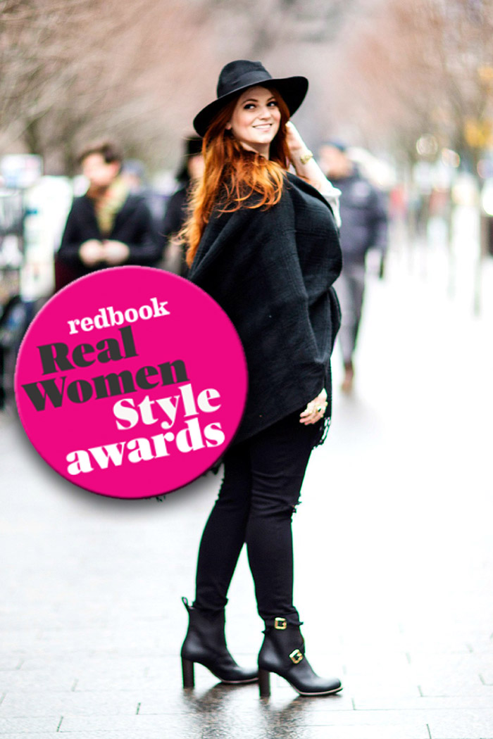 Redbook Magazine Real Women Style Awards