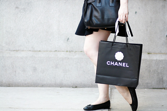 Chanel Ballet Flats, Shopping On 5th Avenue
