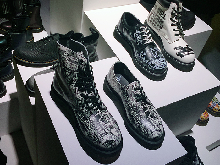 Dr. Martens FW15 Collection
