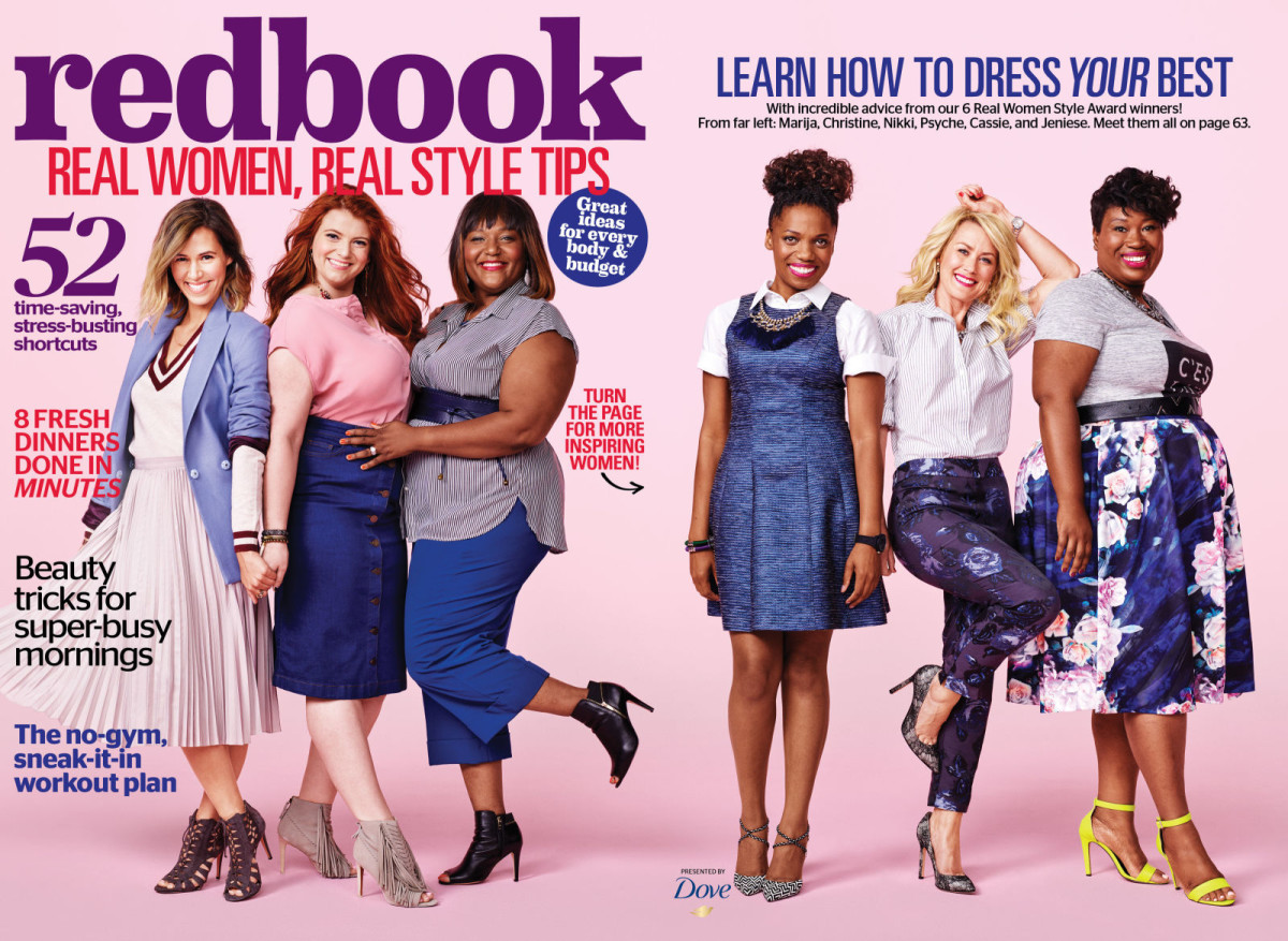 Redbook Magazine September Issue