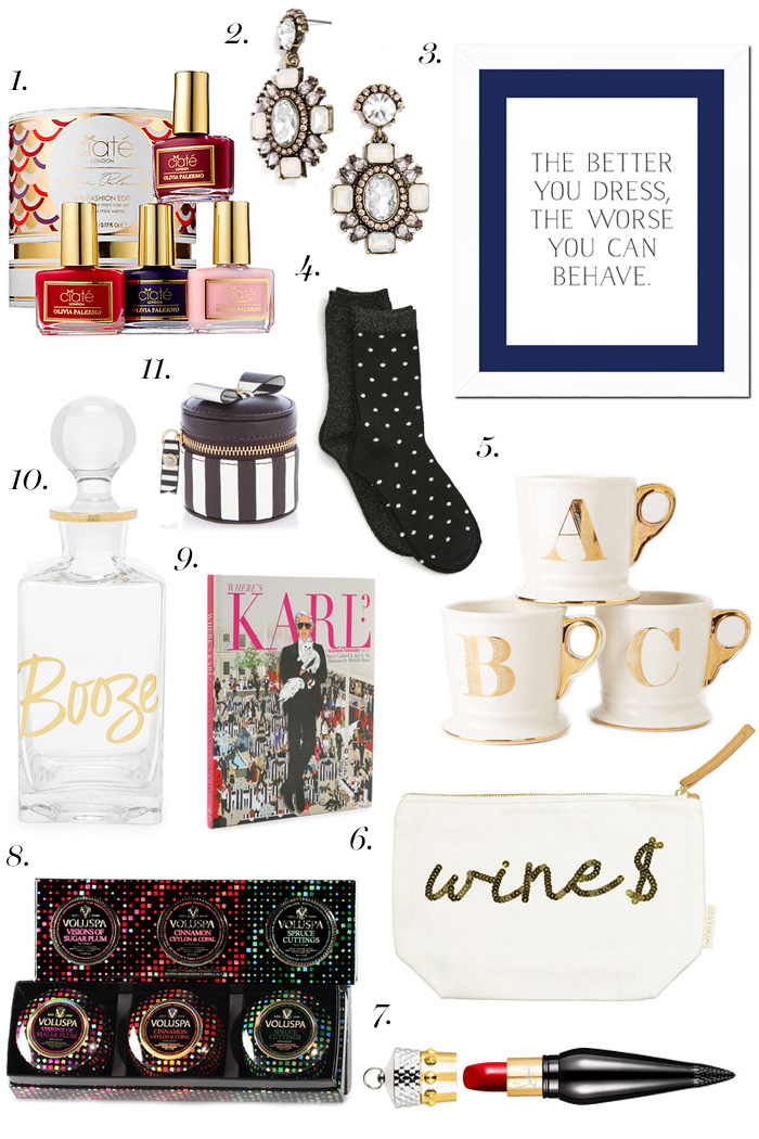 Glamorous Gifts Under $100