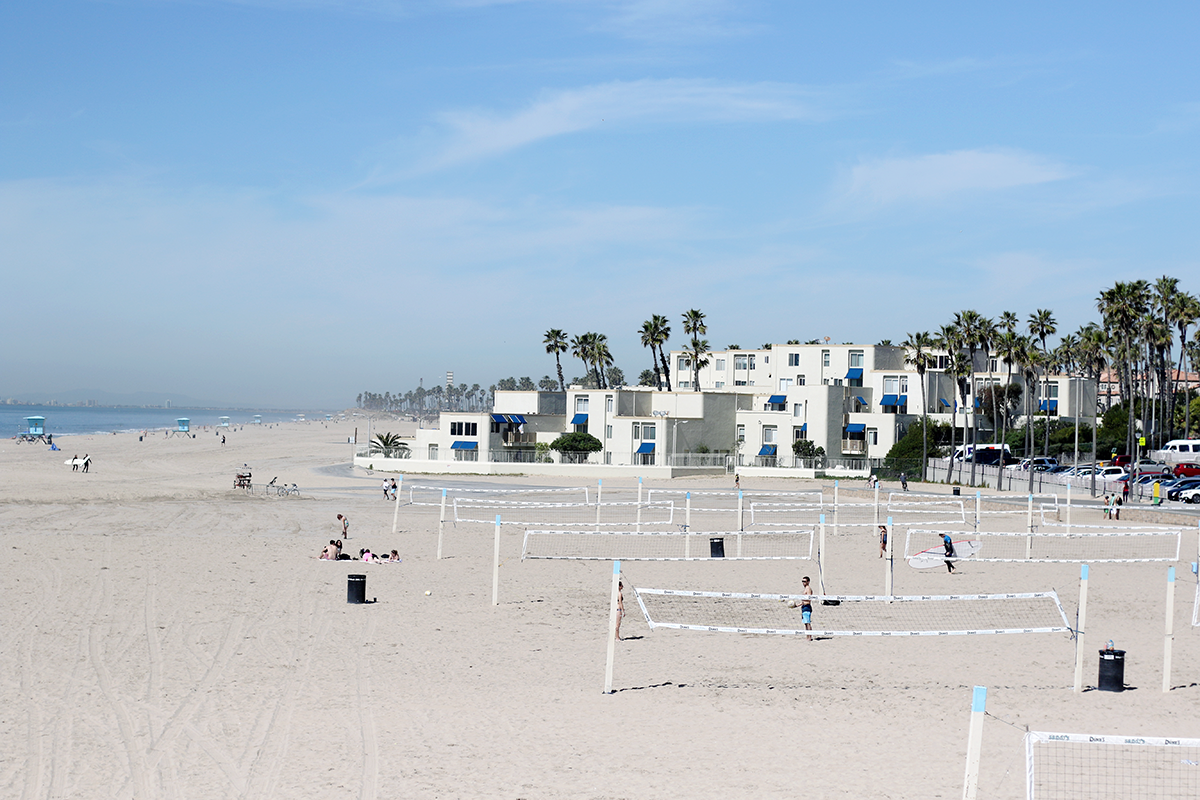 Huntington Beach Volleyball