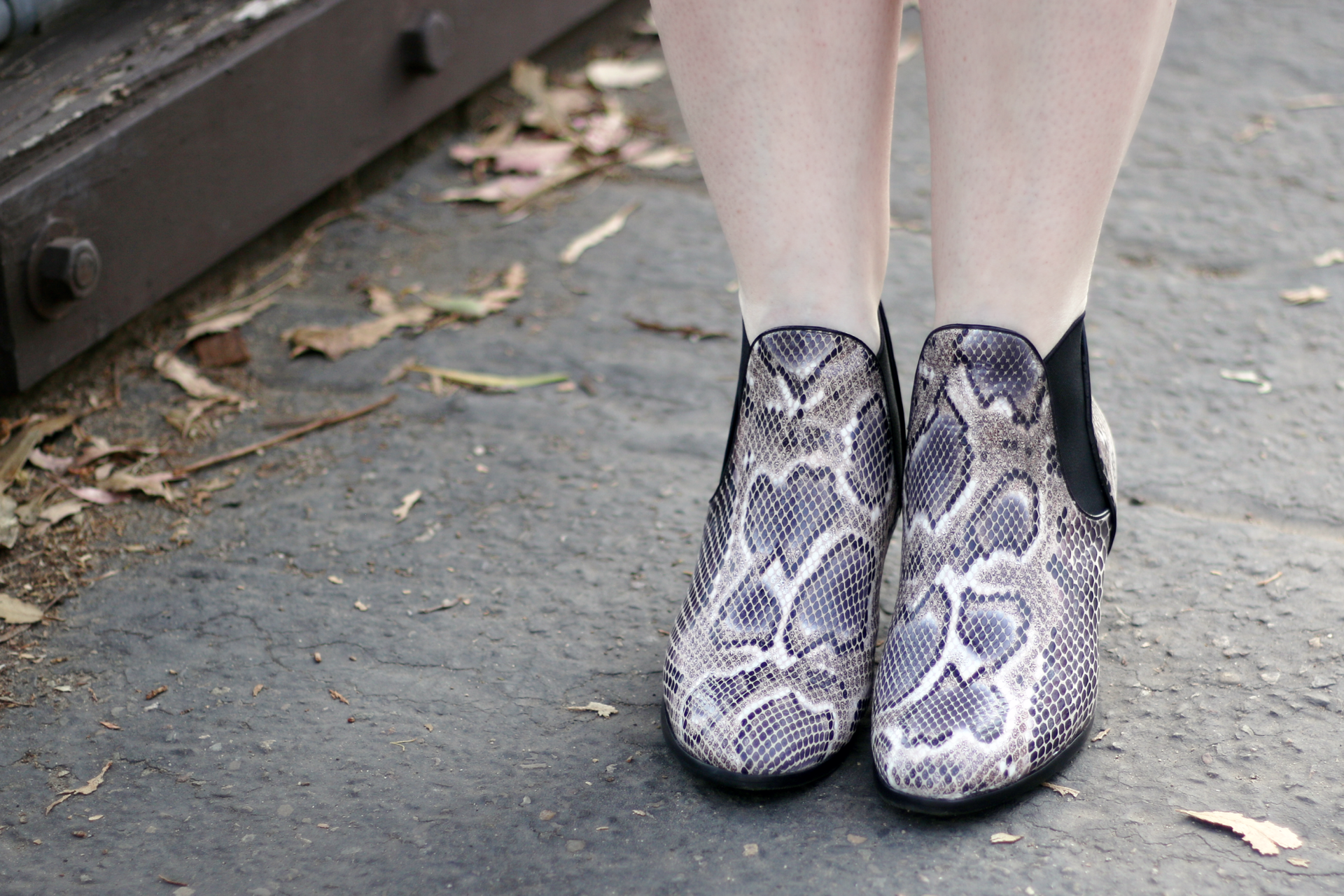 Boberck Snake Boots